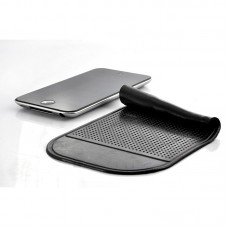 Sticky Car Pad for Cell Phone - Black