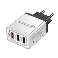 18W EU Plug USB Quick charge 3.0 5V 3A for Cellphone
